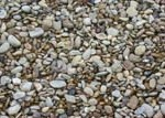 "1"" Gravel or Native Stone"