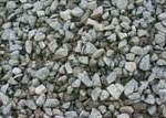 "1"" Crushed Limestone"